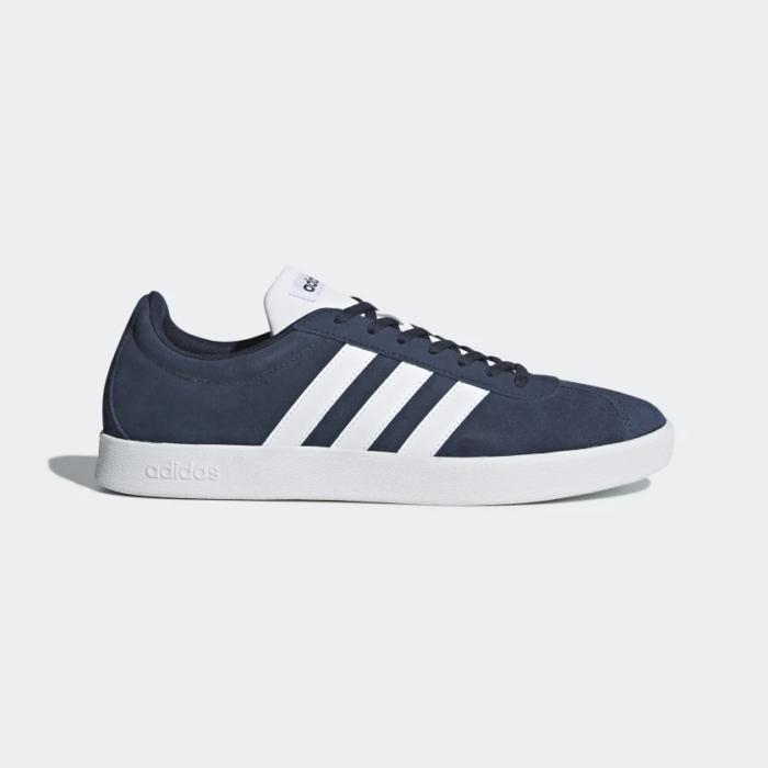 Adidas VL Court Περιπάτου Μπλε Unisex