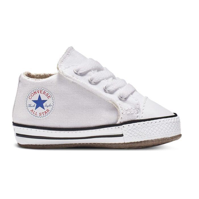 Converse Παπούτσι Αγκαλιάς Λευκό Unisex
