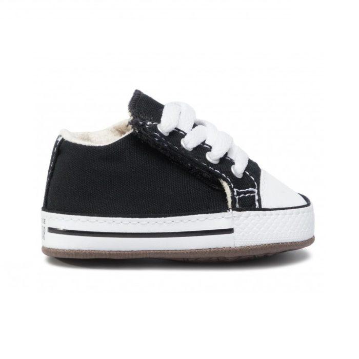 Converse Παπούτσι Αγκαλιάς Μαύρο Αγόρι