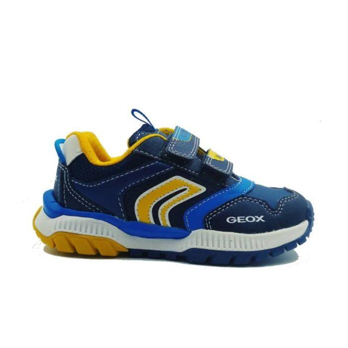 Geox Αθλητικό Παπούτσι Μπλε Αγόρι