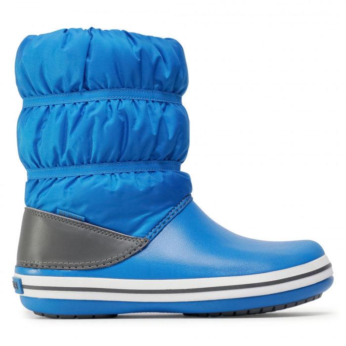 Crocs Παδικό Μποτάκι Μπλε Αγόρι