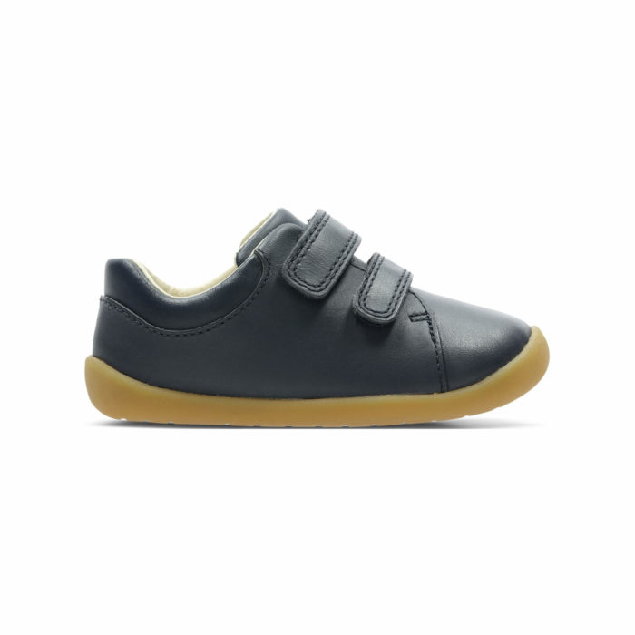 Clarks Roamer Craft T First Step Μπλε Αγόρι